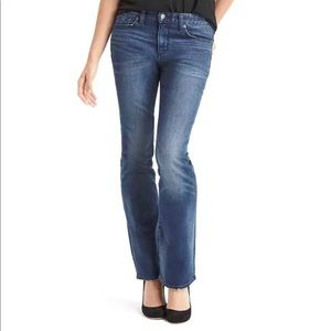 Gap Curvy Straight Denim Jeans